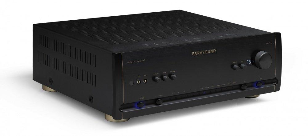 Parasound Halo HINT6 2.1 sztereó erősítő fekete színben - Octogon Audio 1bce840f6c