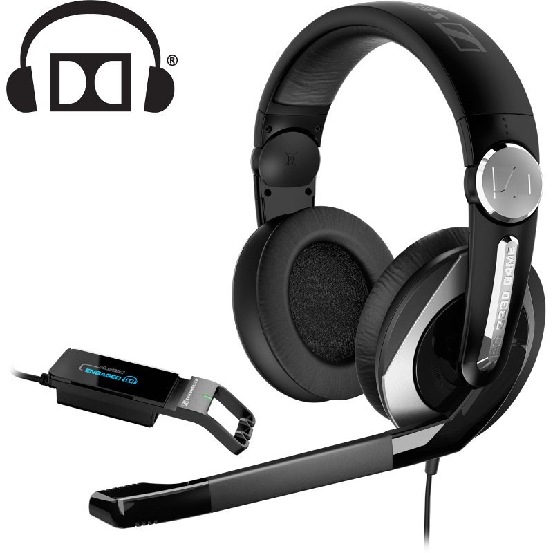 Sennheiser PC 333 D gamer fejhallgató - Octogon Audio 6e5690ff42