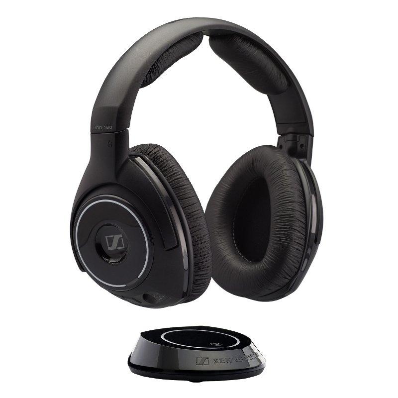 Sennheiser RS 160 vezeték nélküli zárt fejhallgató - Octogon Audio c3bd104d42