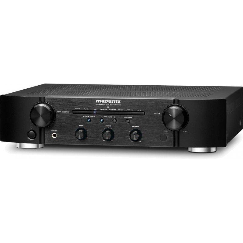 Marantz PM6005 integrált erősítő, fekete színben - Octogon Audio