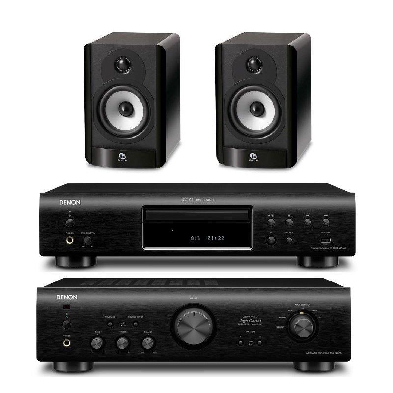 denon pma 720 s dcd 720 boston a26 sztere szett octogon audio. Black Bedroom Furniture Sets. Home Design Ideas